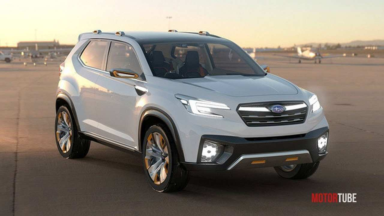 80 The 2019 Subaru News Specs and Review
