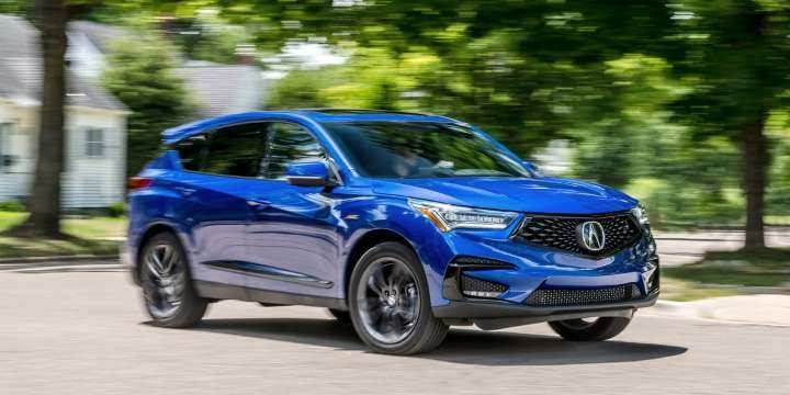 80 The Best 2019 Acura Rdx Preview Pictures