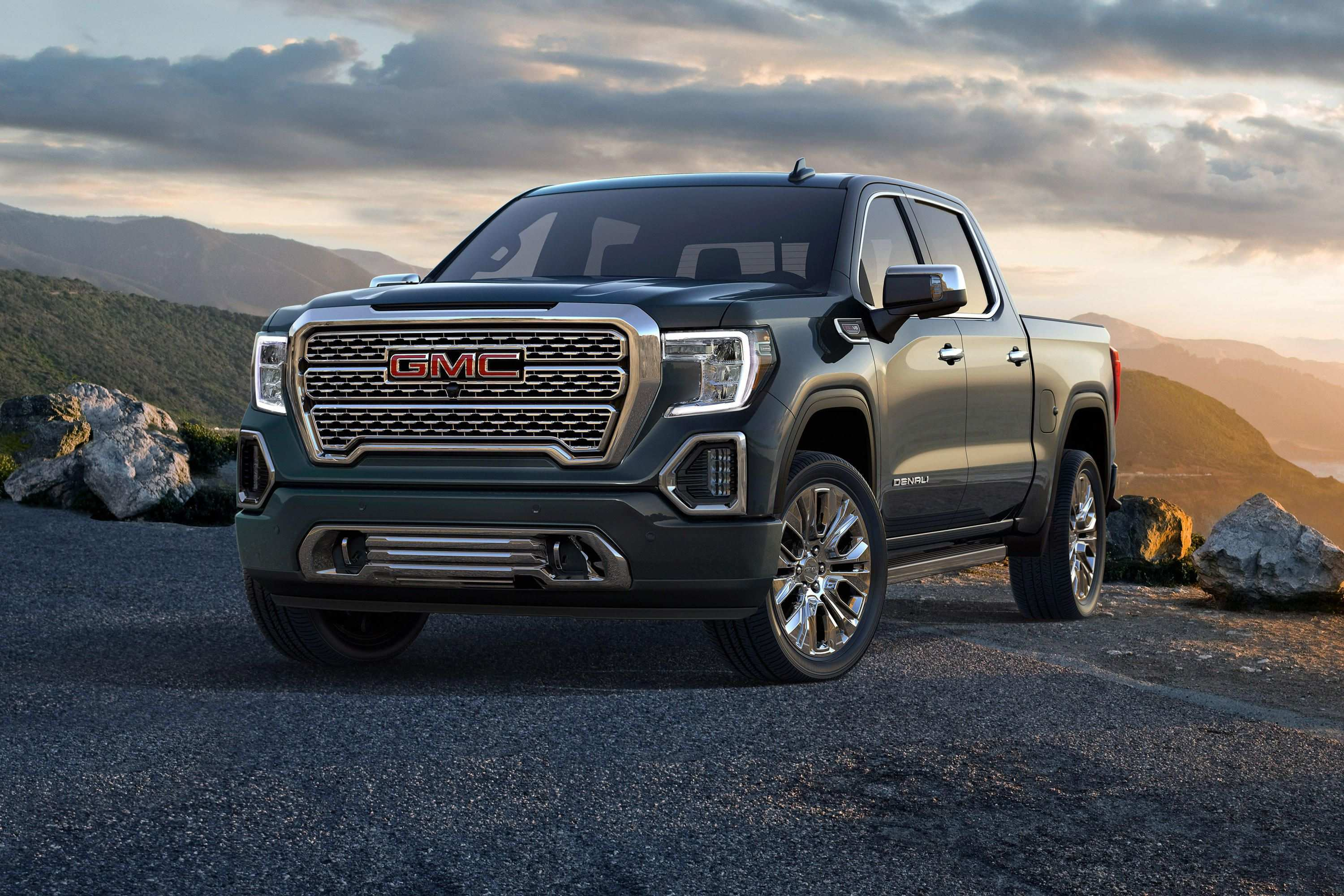 80 The Best 2019 Gmc Sierra 1500 Denali Exterior And Interior