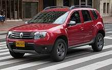 80 The Best Renault Duster 2019 Colombia Exterior And Interior