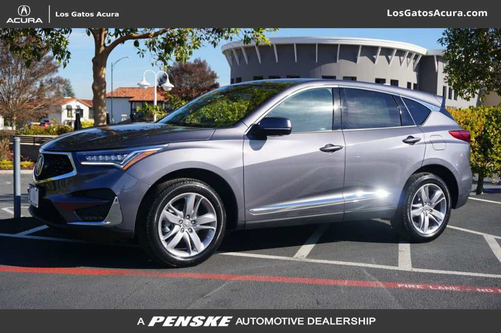 81 A 2020 Acura Rdx Advance Package Exterior And Interior