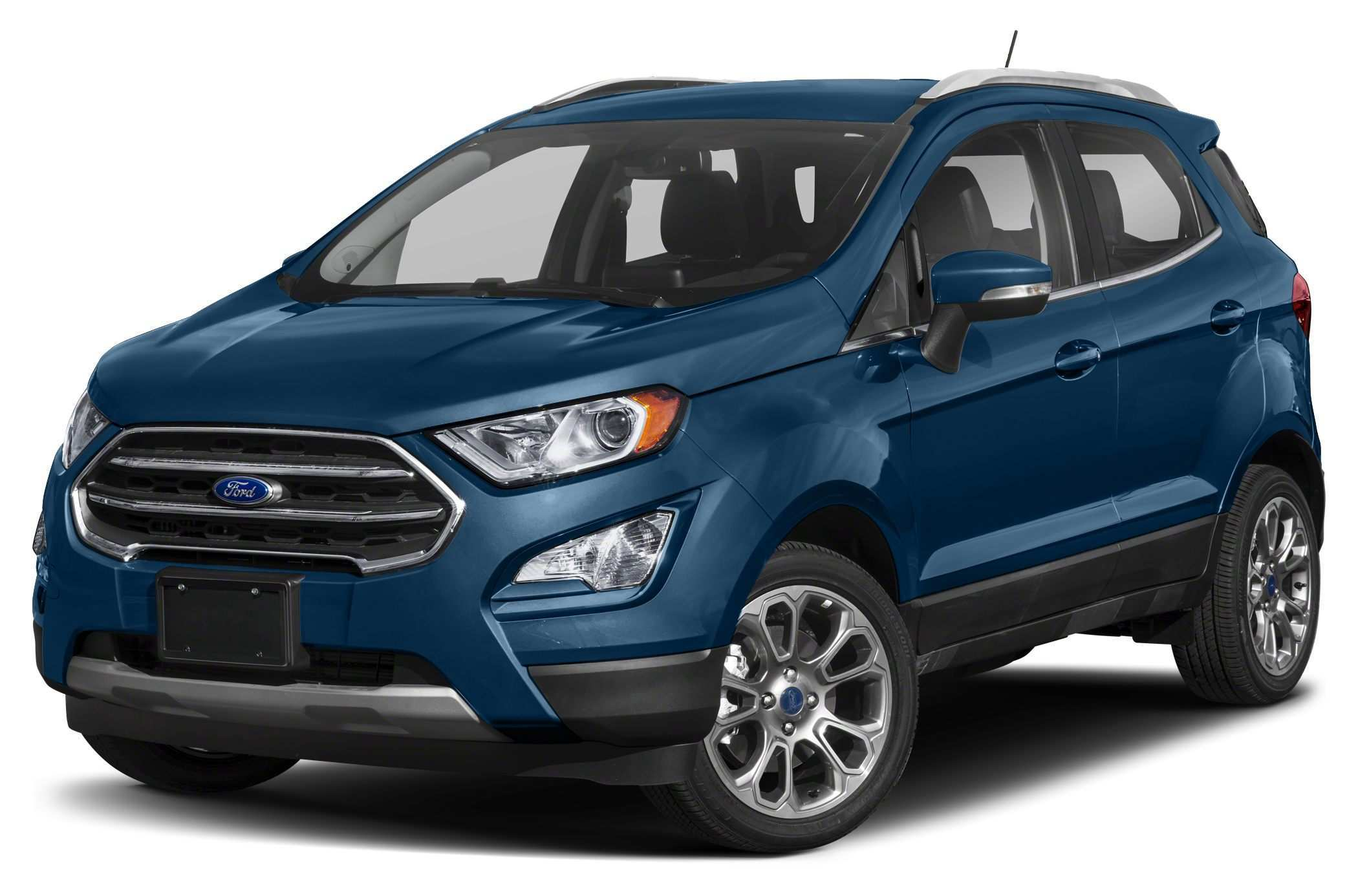 81 A 2020 Ford Ecosport Picture