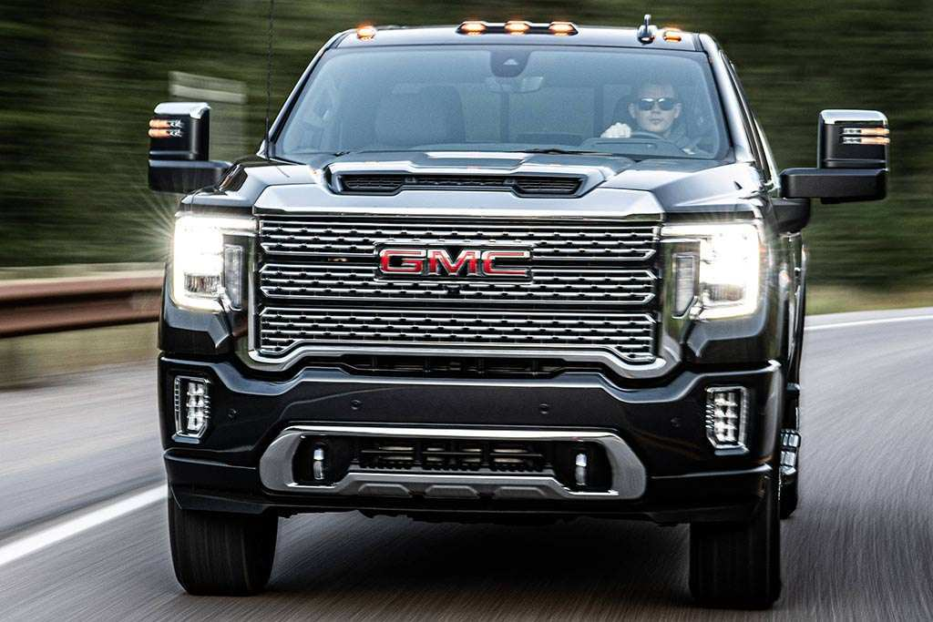 81 A 2020 Gmc Hd Pickup Review And Release Date