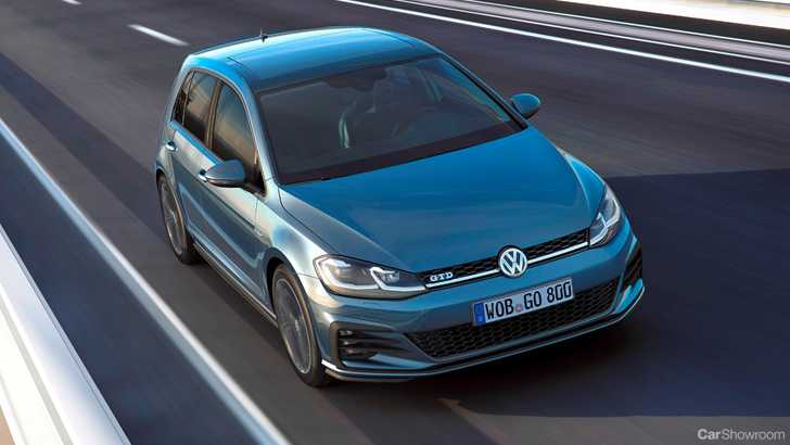 81 A Volkswagen Golf Gtd 2020 Picture