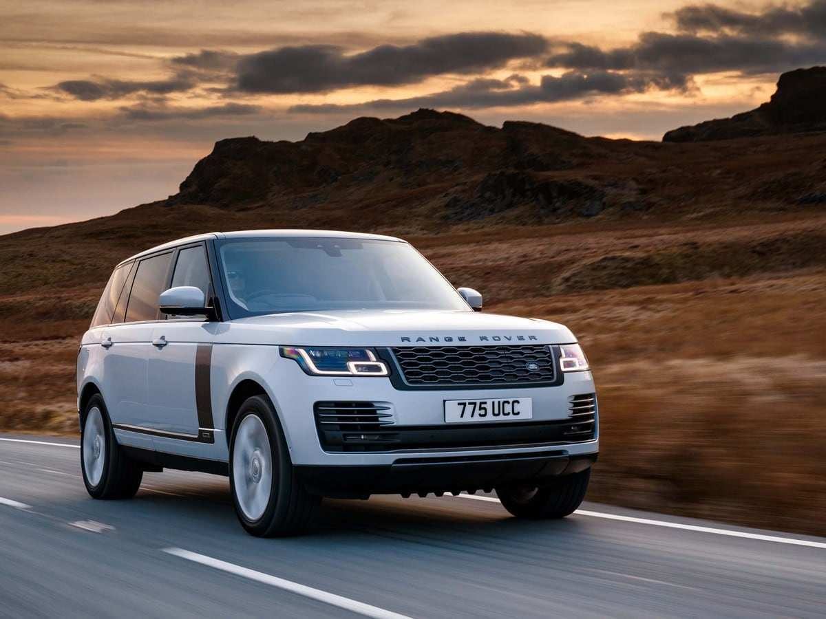 81 All New 2019 Land Rover Price New Model And Performance
