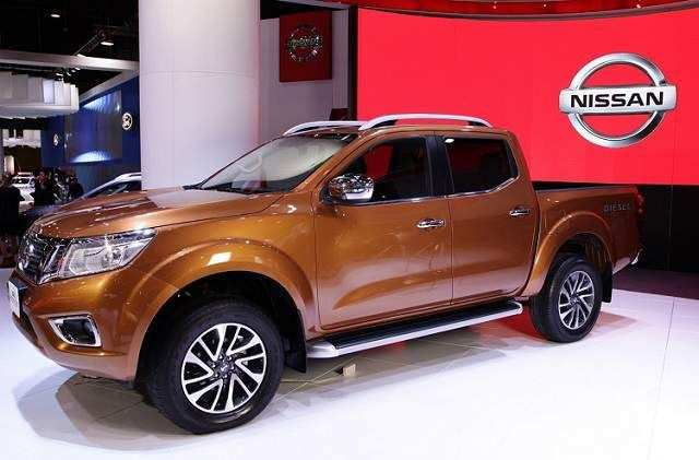 81 All New 2019 Nissan Frontier Release Date New Review