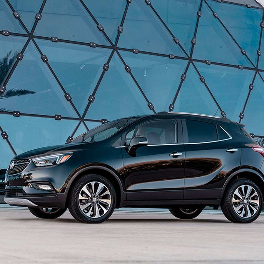 81 All New 2020 Buick Encore Reveal Exterior