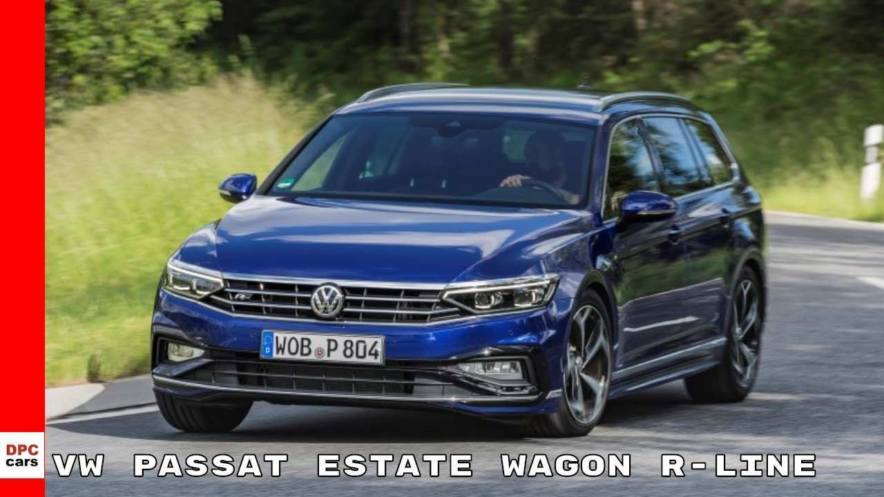 81 All New 2020 Volkswagen Passat Wagon Picture