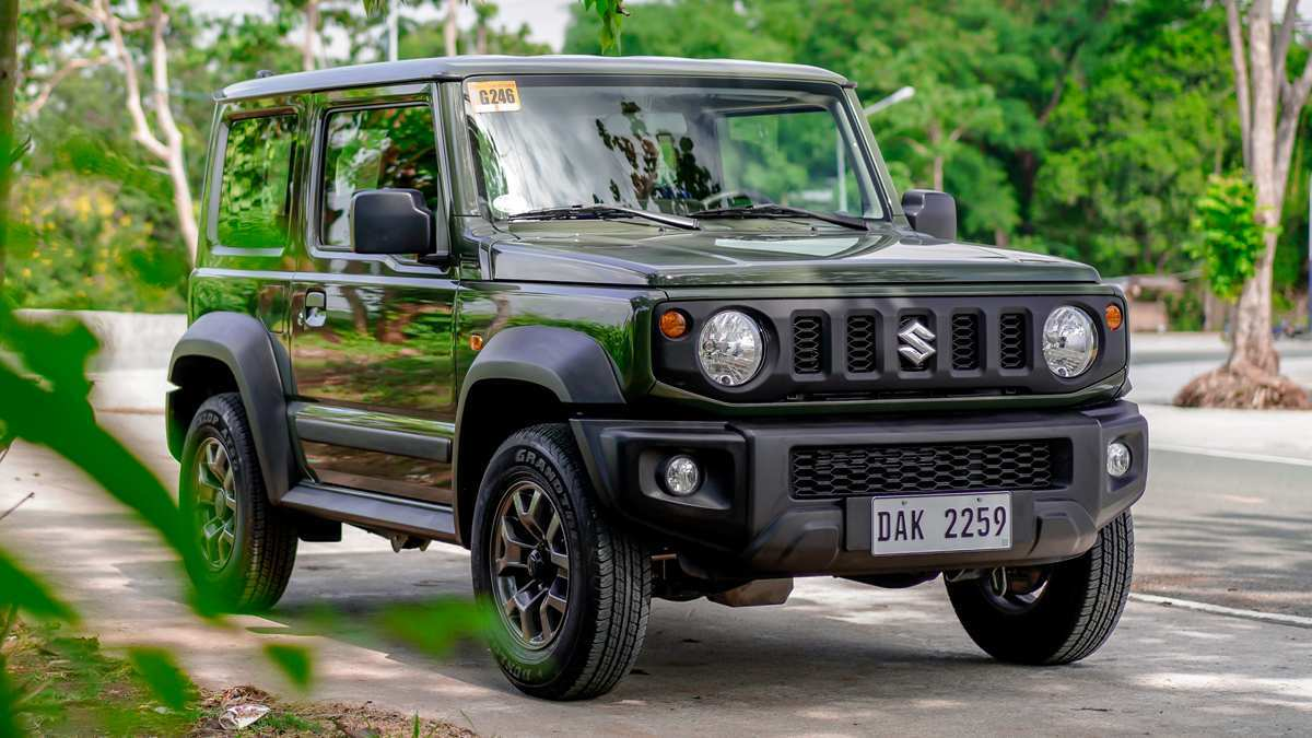 81 Best 2019 Suzuki Jimny Photos