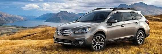 81 The 2019 Subaru Outback Changes Exterior