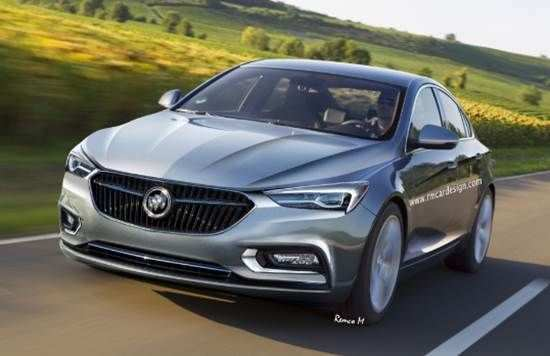 81 The 2020 Buick Cars Concept