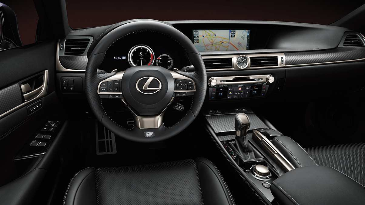 81 The Best 2019 Lexus Gs Interior Interior