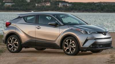 81 The Best 2019 Toyota C Hr Images