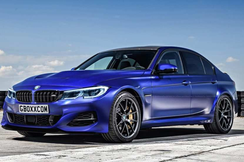81 The Best 2020 Bmw M3 Awd Pictures
