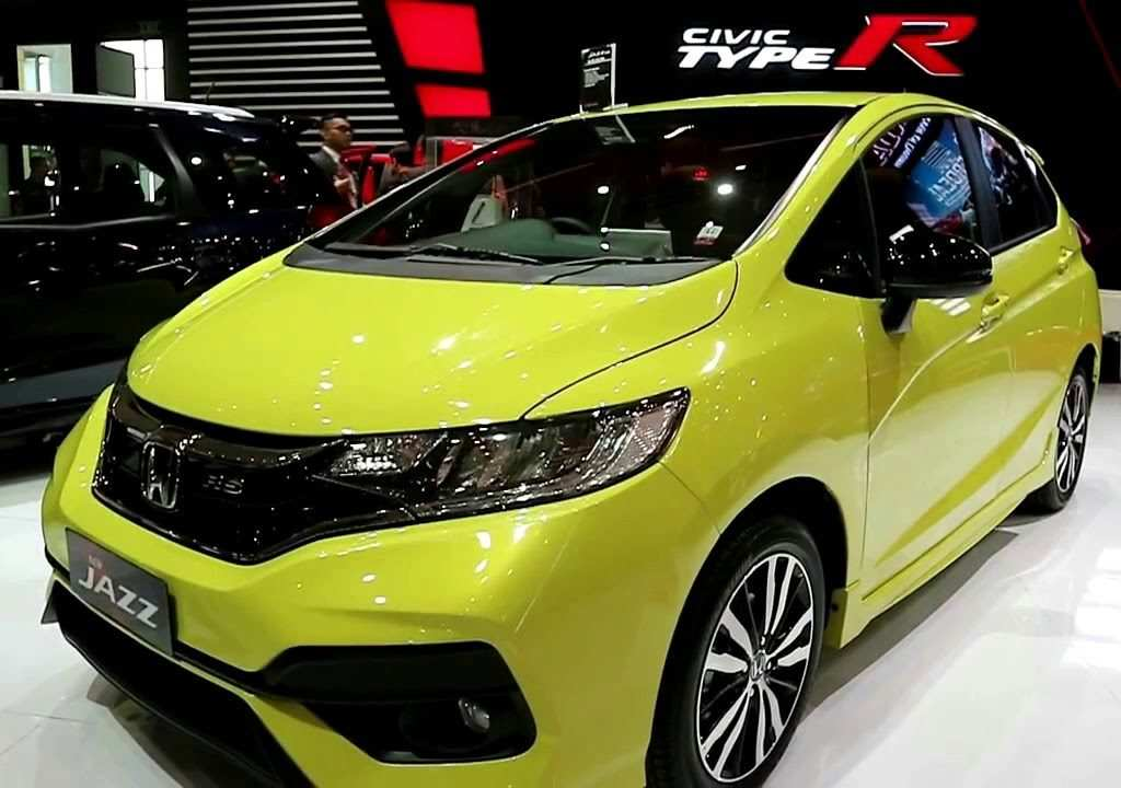 Best Jazz 2020.81 The Best Honda New Jazz 2020 Concept Review Cars 2020