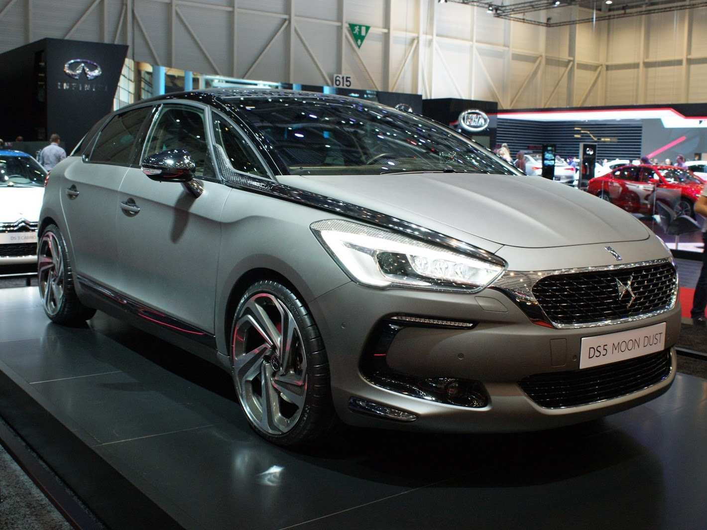 81 The Citroen Ds5 2020 Ratings