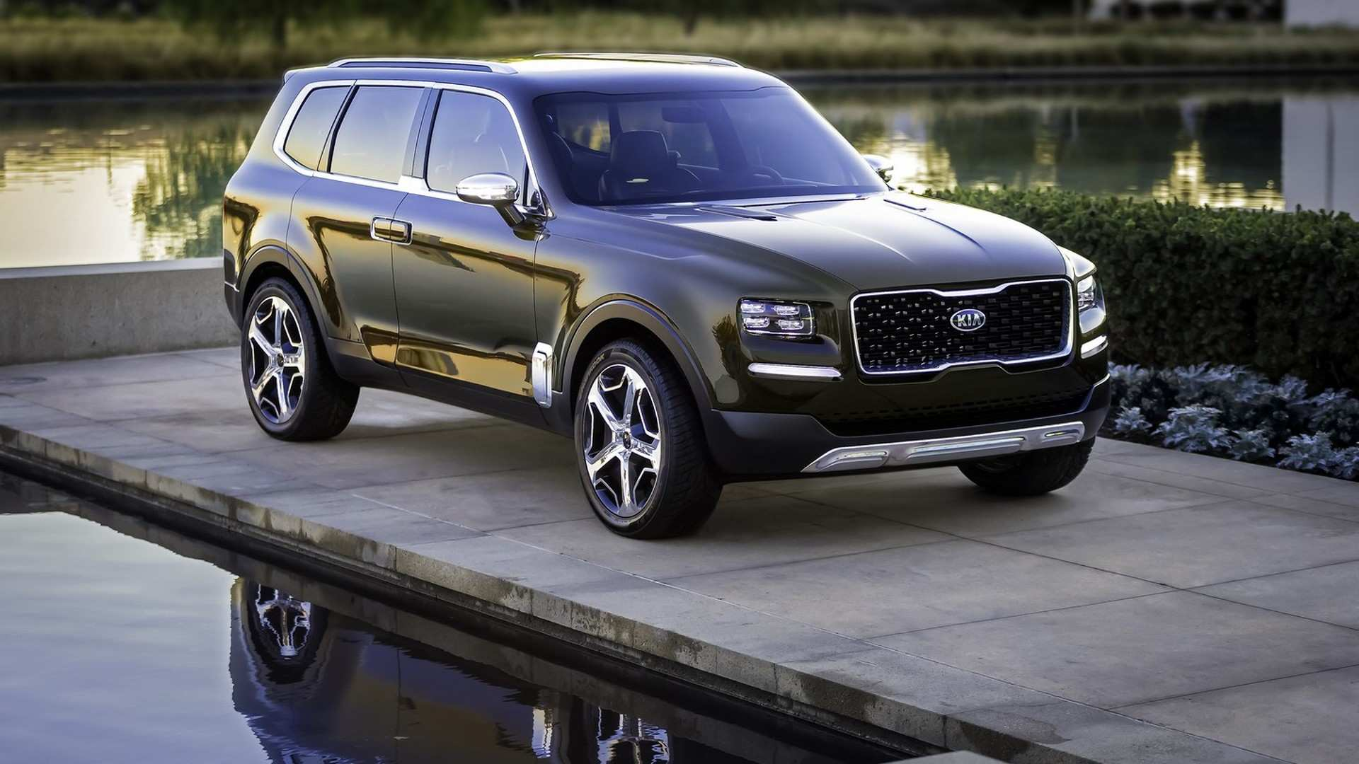 81 The Kia New Suv 2020 Engine