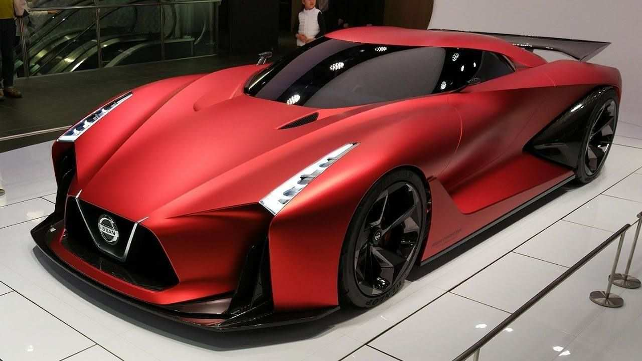 82 A 2020 Concept Nissan Gtr Review