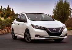 2019 Nissan Electric Car,