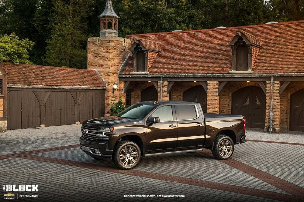 82 Best 2019 Silverado Unveil Redesign And Review