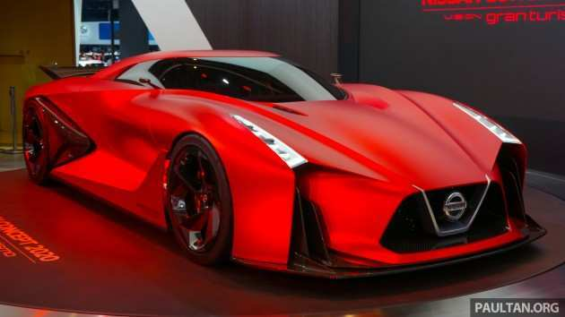82 Best 2020 Concept Nissan Gtr Speed Test