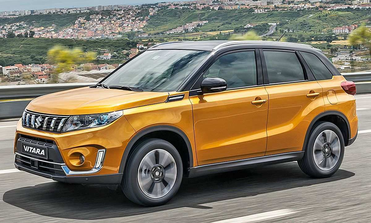 82 Best 2020 Suzuki Grand Vitara Preview Rumors