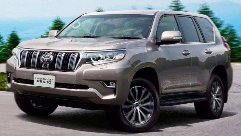 82 Best 2020 Toyota Prado Overview