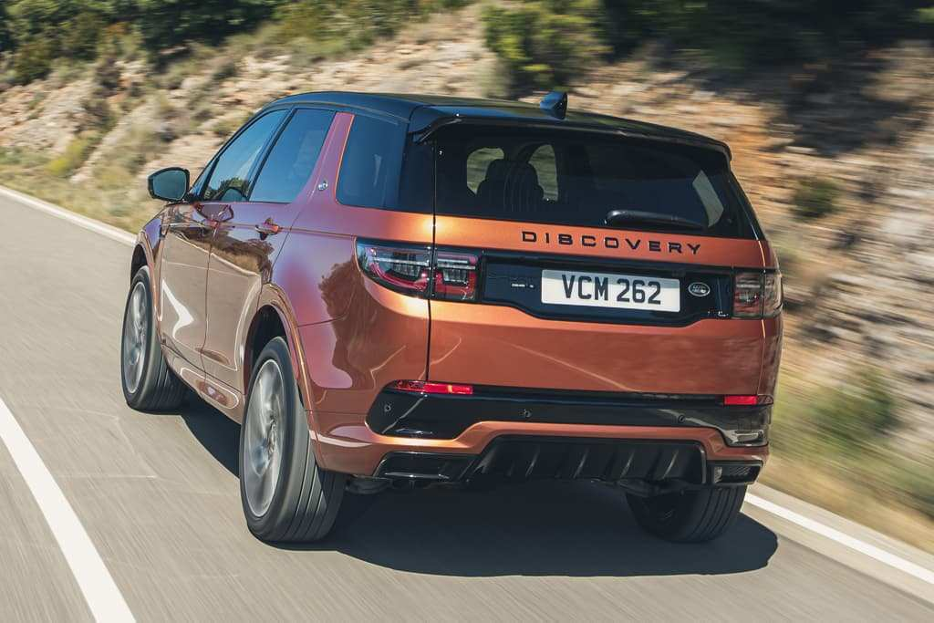 82 New 2020 Land Rover Discovery Sport Style