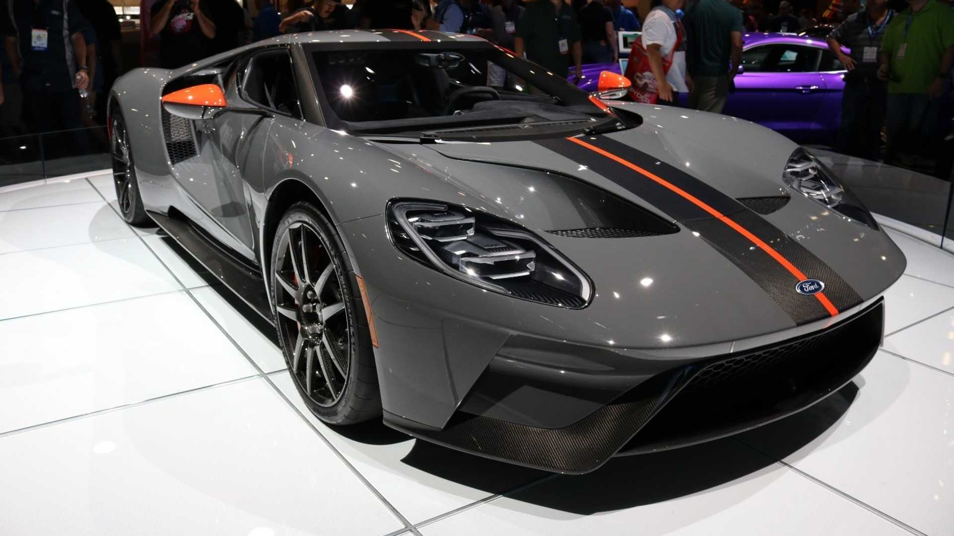 82 The 2019 Ford Gt Supercar Engine