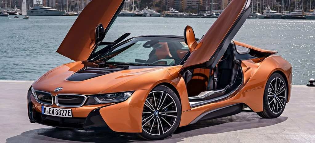 82 The Best 2019 Bmw I8 Roadster Specs