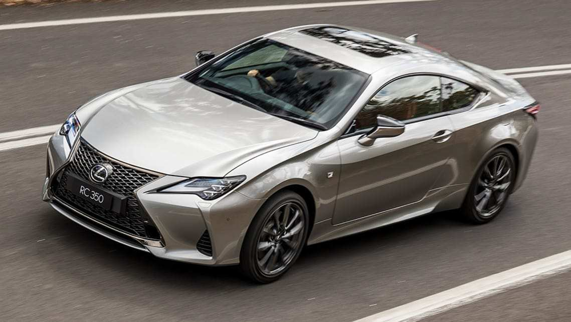 82 The Best 2019 Lexus Coupe Picture