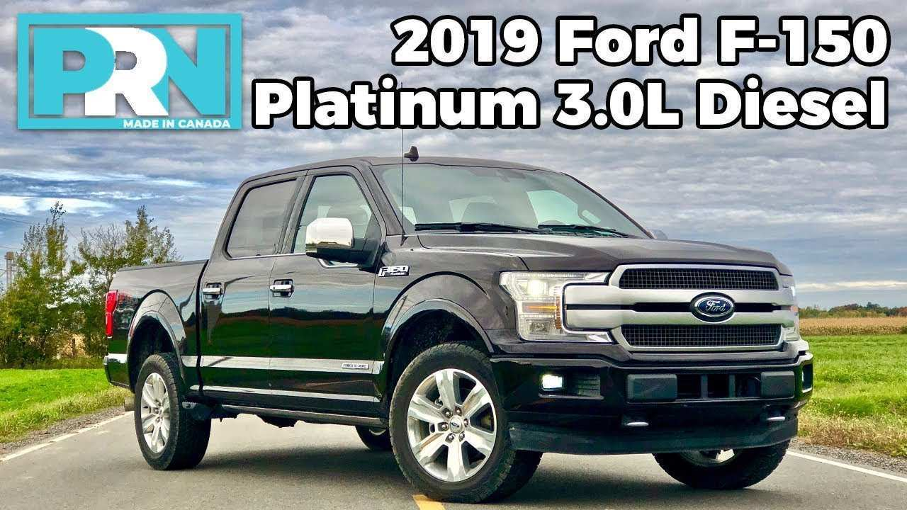 83 A 2019 Ford 150 Diesel Pictures