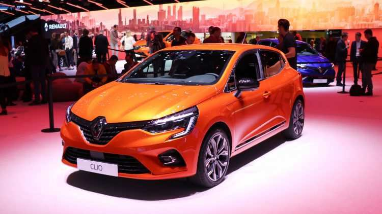 83 A Renault 2019 Models Release
