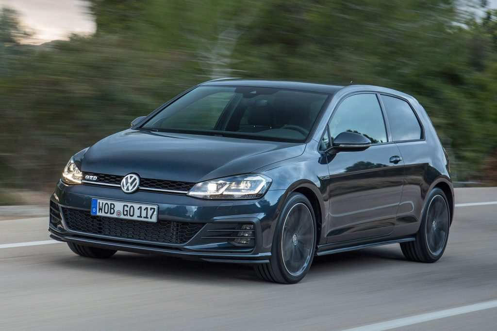 83 A Volkswagen Golf Gtd 2020 Spesification