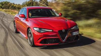 83 All New 2019 Alfa Quadrifoglio Performance