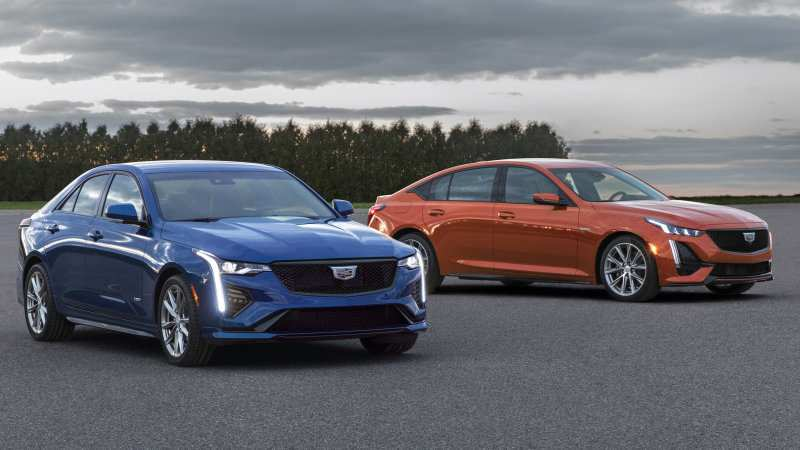 83 All New 2019 Cadillac Ct5 Release Date And Concept
