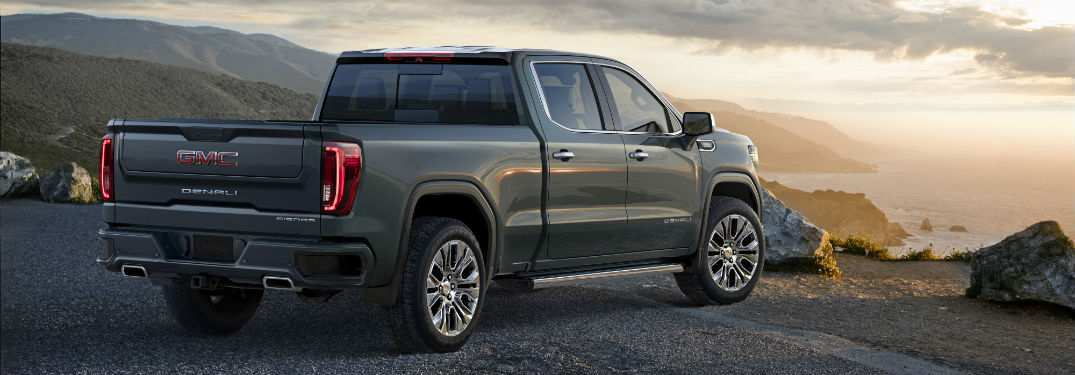 83 All New 2019 Gmc Sierra Release Date Style