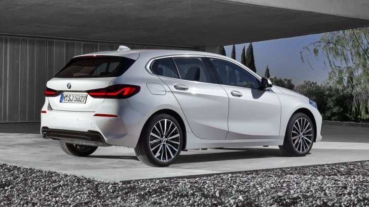 83 All New Bmw New 1 Series 2020 Price Design And Review