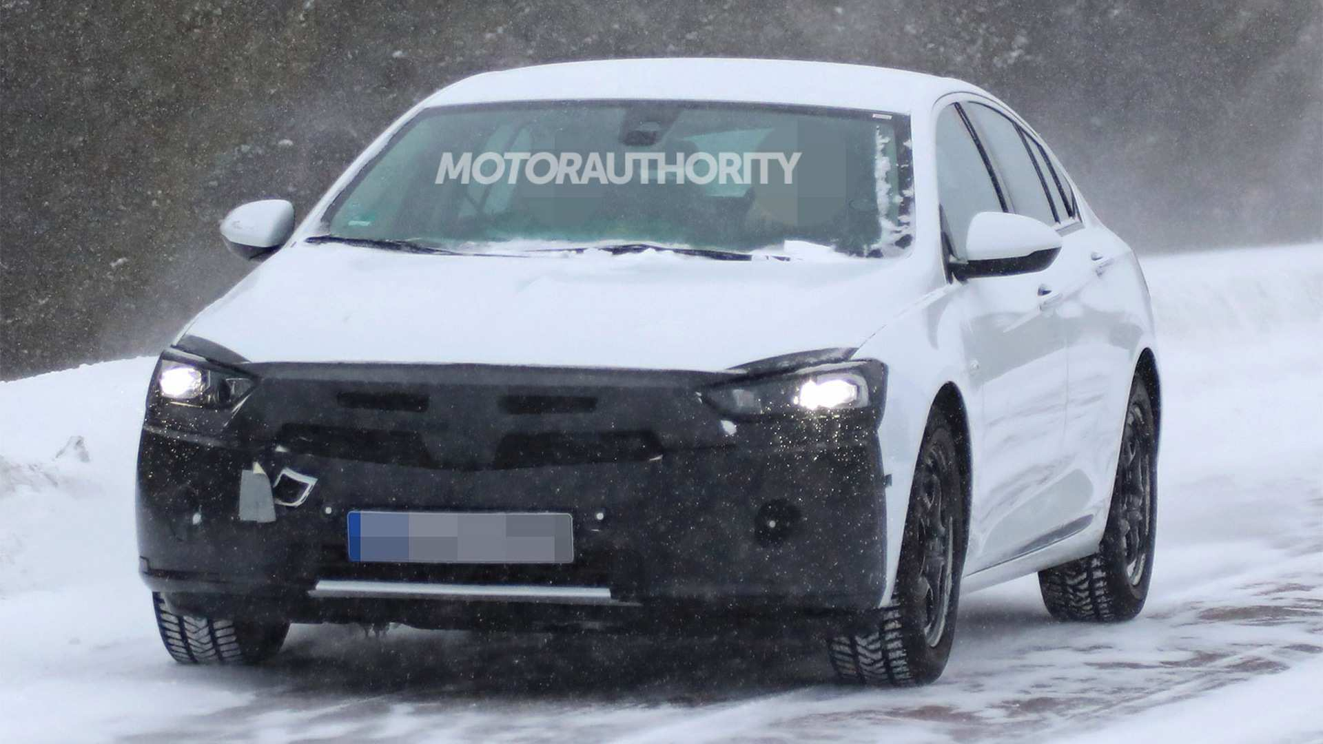 83 All New Opel Insignia Facelift 2020 Overview