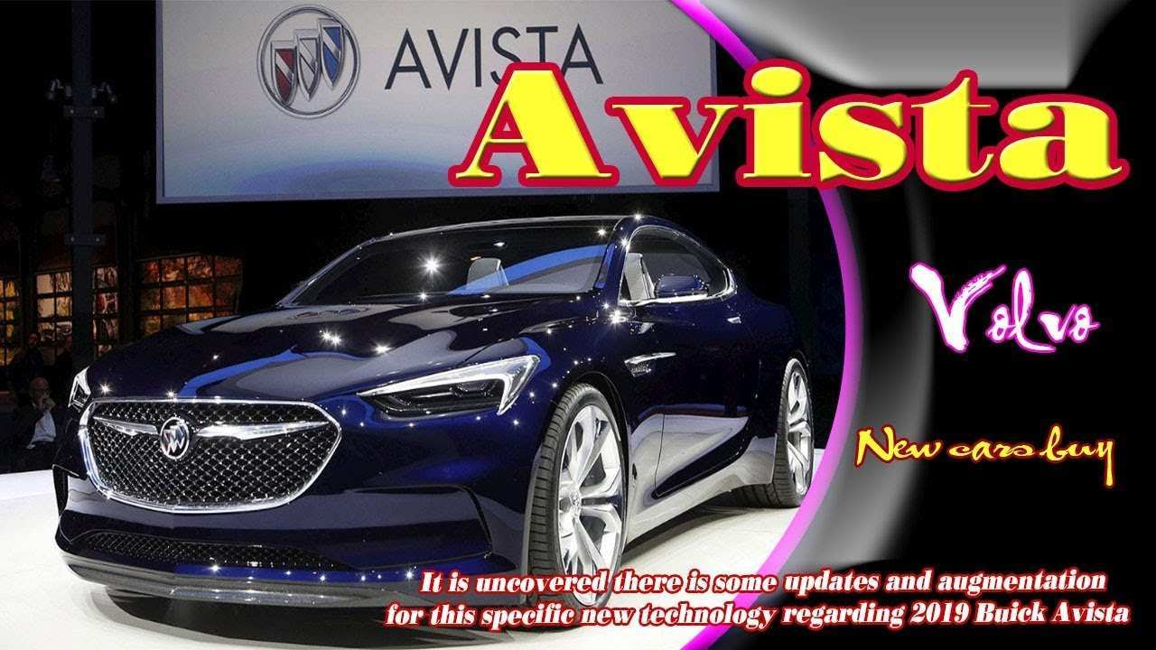83 Best 2019 Buick Avista Exterior And Interior