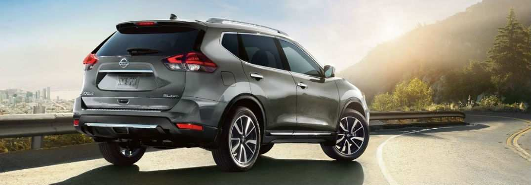83 Best 2019 Nissan Rogue Engine New Concept