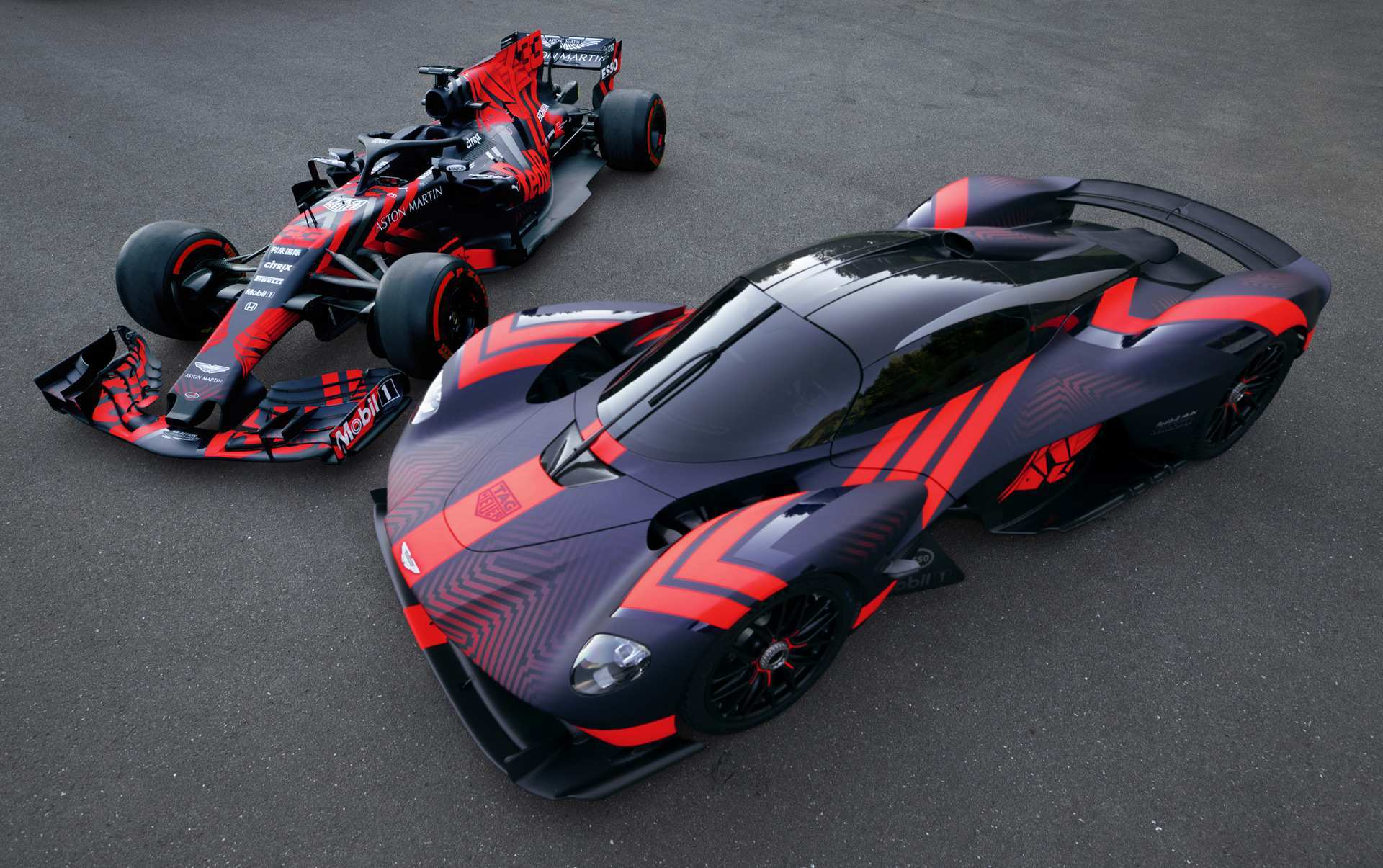 83 Best 2020 Aston Martin Valkyrie Performance And New Engine