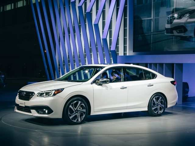 83 Best 2020 Subaru Legacy Ground Clearance New Model And Performance