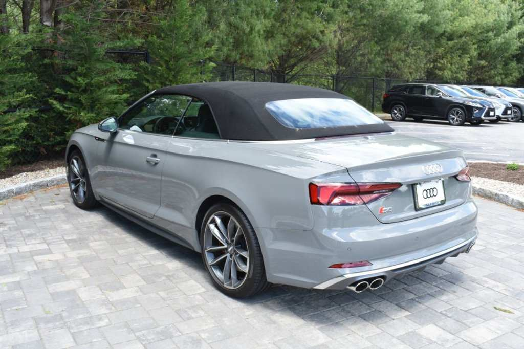 83 New 2019 Audi S5 Cabriolet Configurations