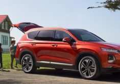 2019 Hyundai Santa Fe Launch