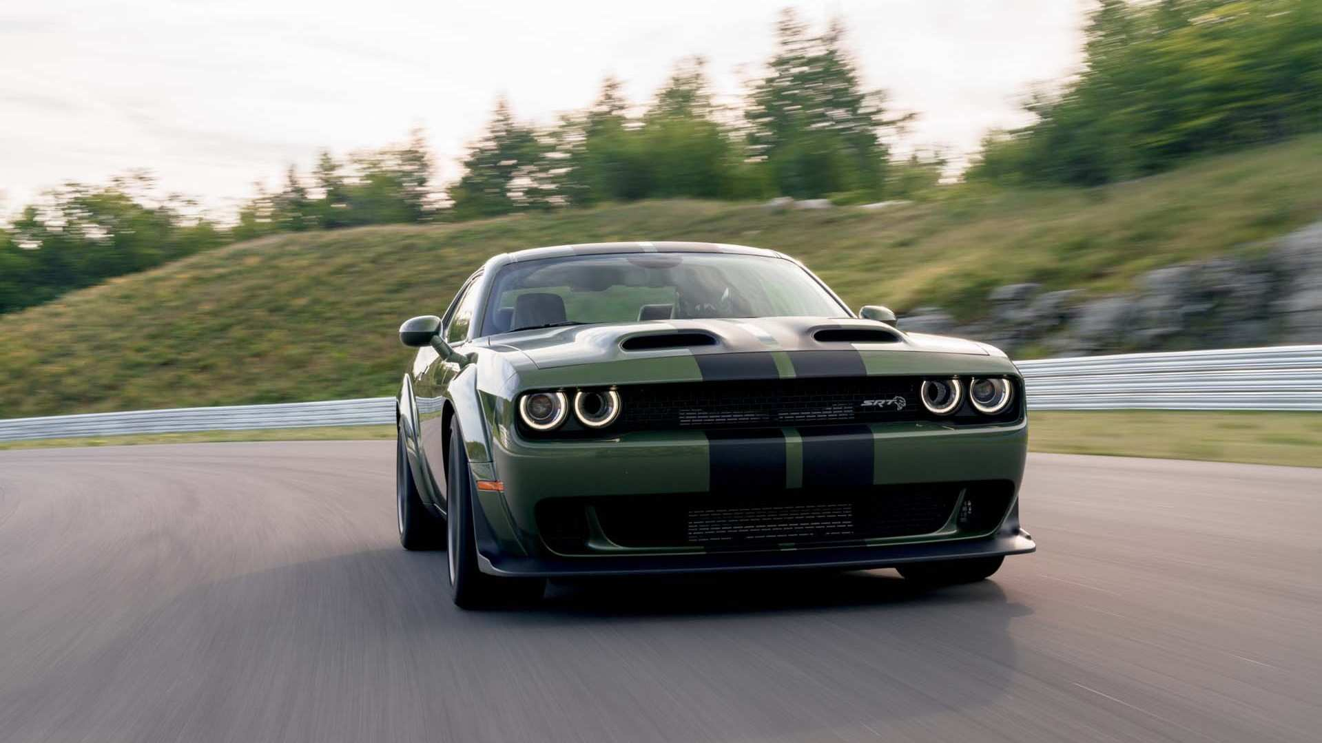 83 New 2020 Dodge Challenger Wide Body Model