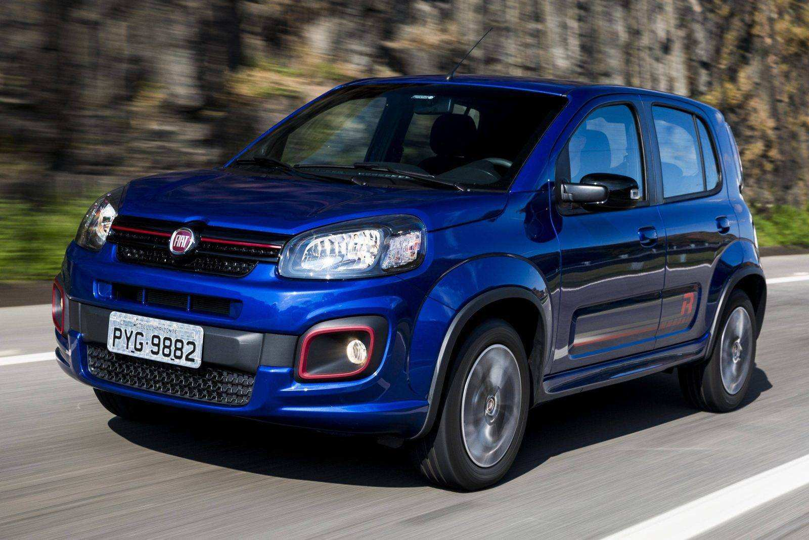 83 New Fiat Uno 2019 Redesign And Concept