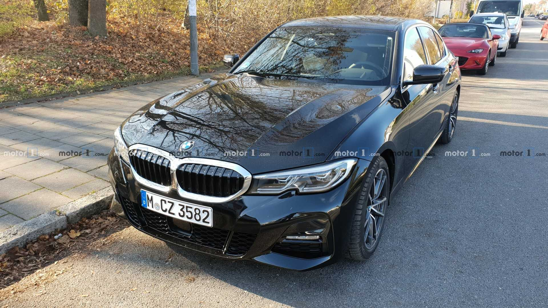 83 The Best 2019 Bmw 3 Series G20 New Model And Performance