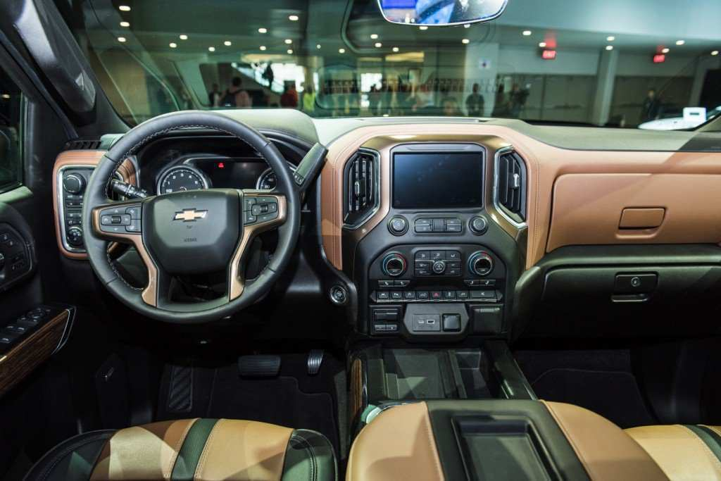 83 The Best 2019 Chevrolet High Country Interior Price