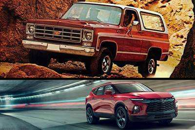 83 The Best 2019 Chevy Blazer K 5 Price